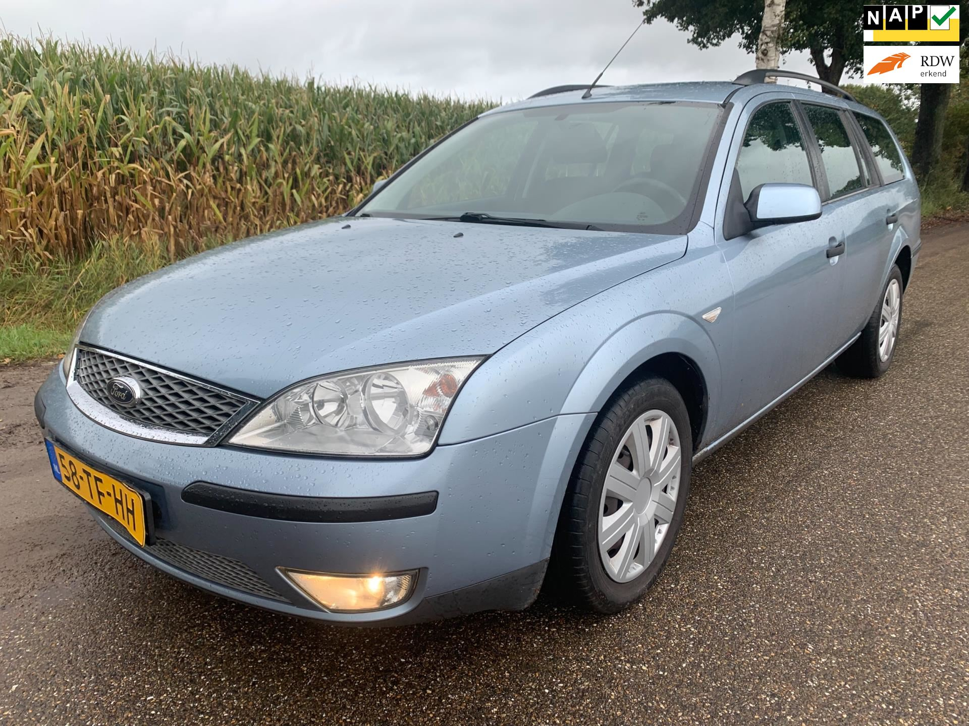 Ford Mondeo Wagon occasion - Van der Made Auto's