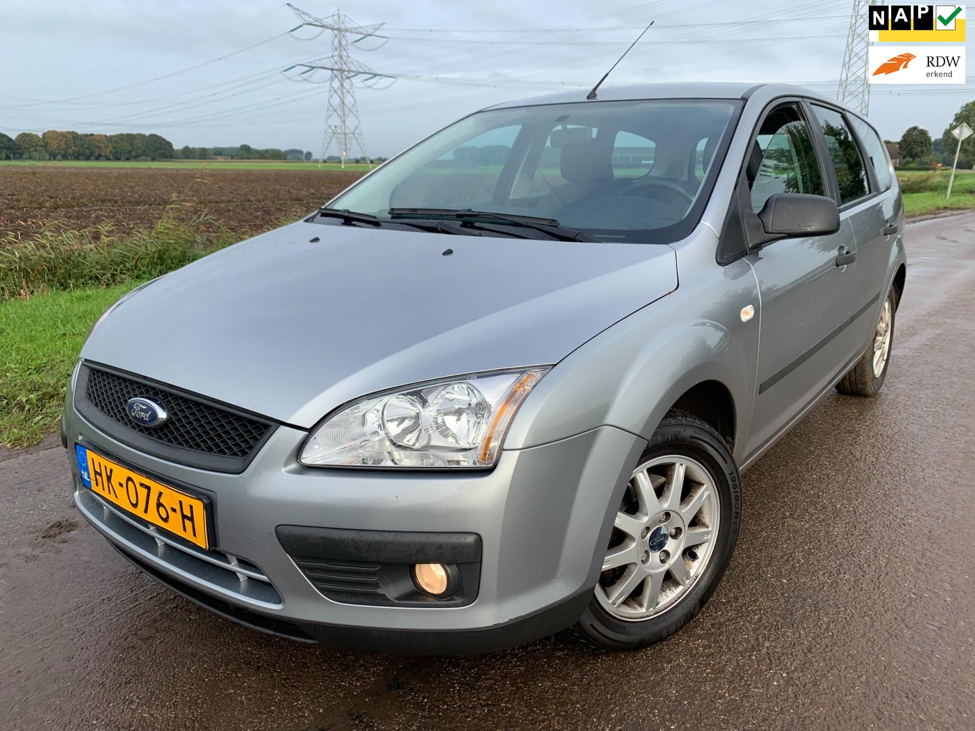 Ford Focus Wagon occasion - Van der Made Auto's