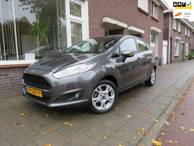 Ford Fiesta 1.0 Style Ultimate PDC Airco Cruise Contr. LMV 37 Dkm.