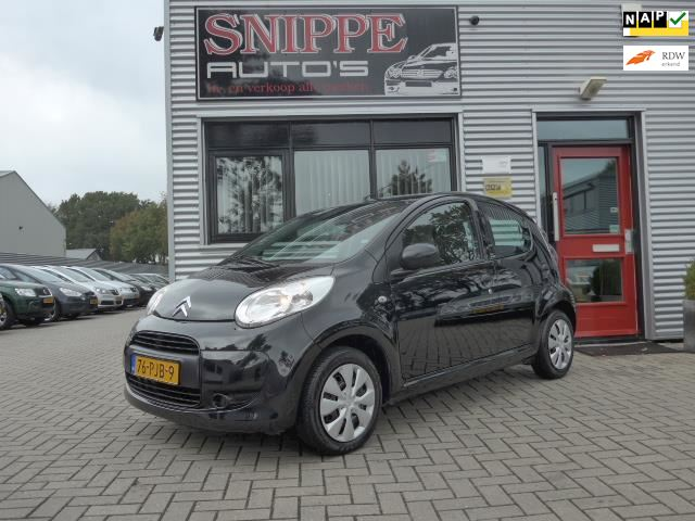 Citroen C1 1.0-12V Séduction -5DRS-118193 KM-RADIO/CD/AUX-