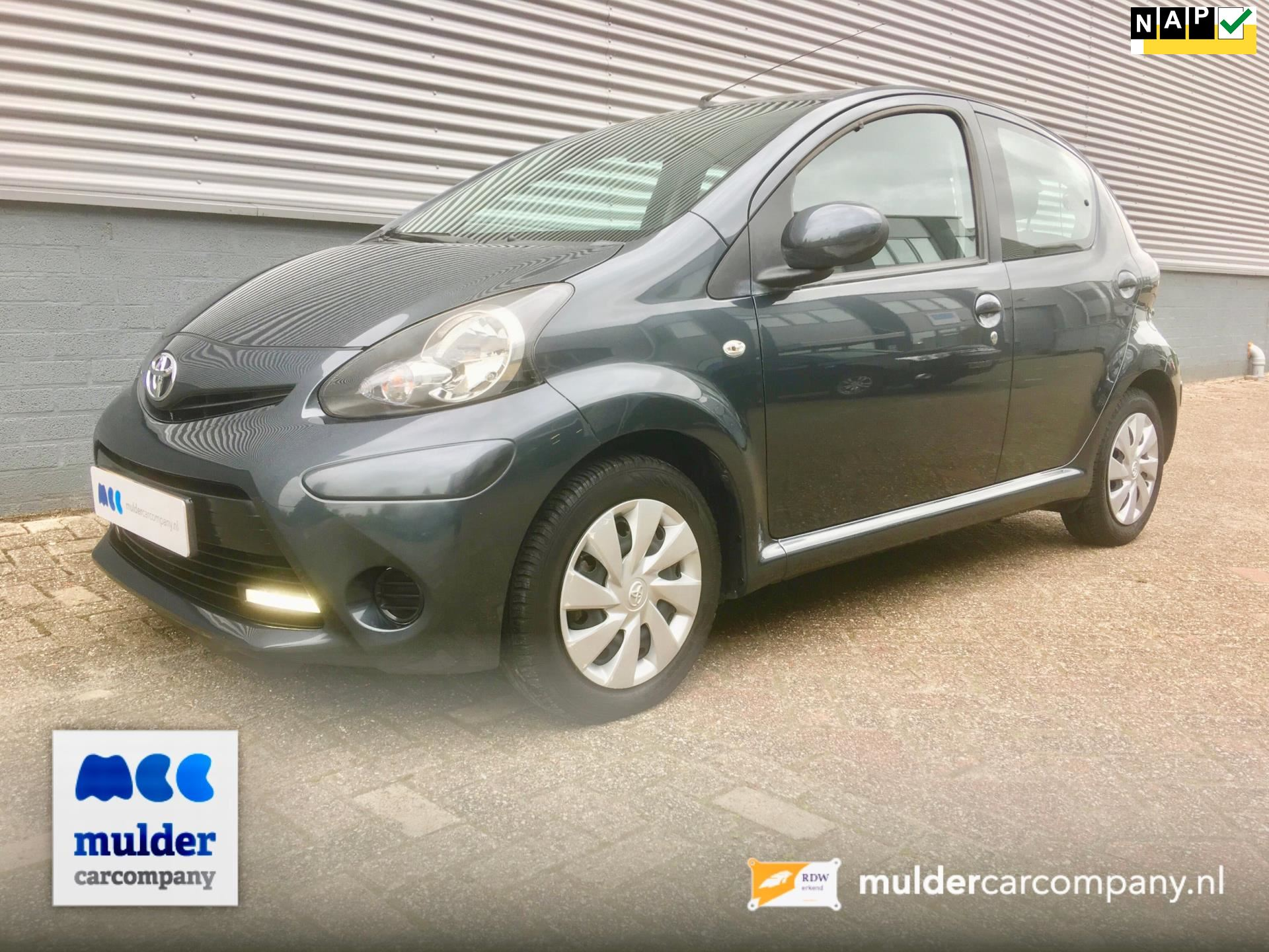 Toyota Aygo occasion - Mulder Car Company