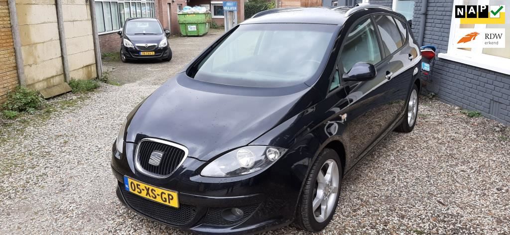 Seat Altea XL occasion - Auto Westenenk