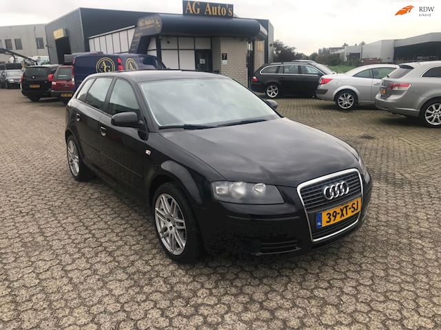 Audi A3 Sportback 1.8 TFSI Attraction Pro Line