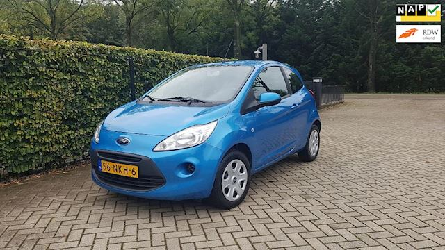 Ford Ka 1.2 CoolSound 57.000 Km NIEUWSTAAT