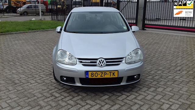 Volkswagen Golf 1.9 TDI Comfortline BlueMotion