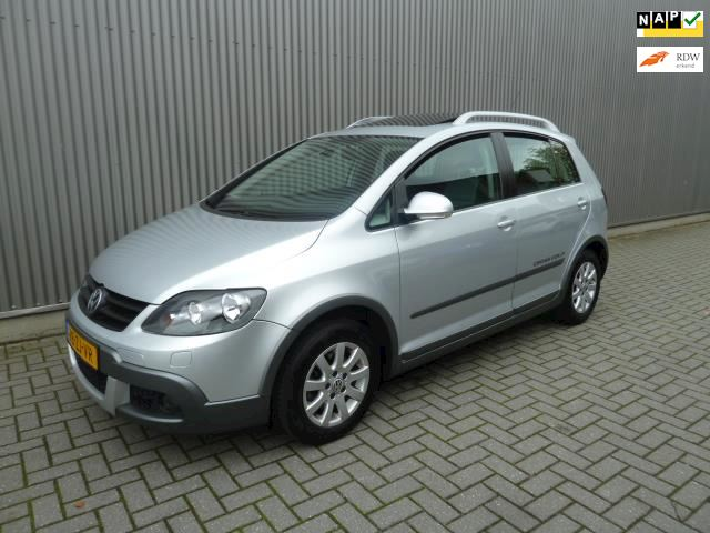 Volkswagen Golf Plus /1.4TSI Cross/Airco/Ecc/Audio/LMV/Schuifdak/Trekhaak.