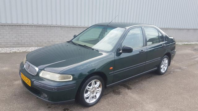 Rover 400 416 Si-16V Brooklands