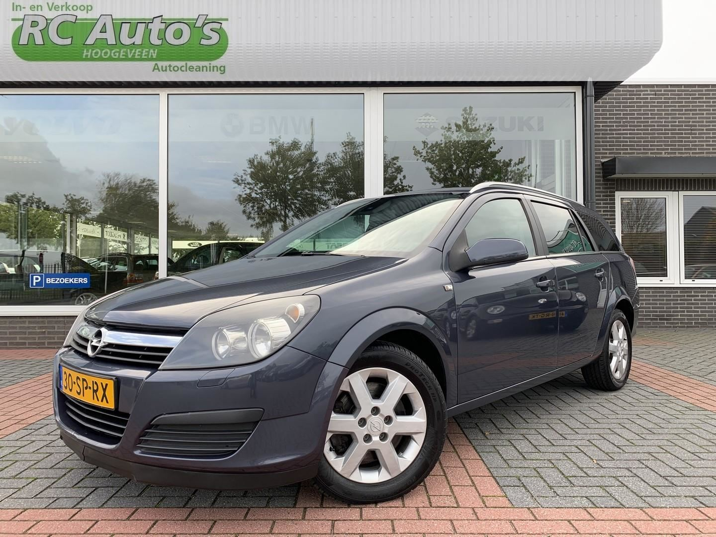 Opel Astra Wagon occasion - RC Auto's Hoogeveen