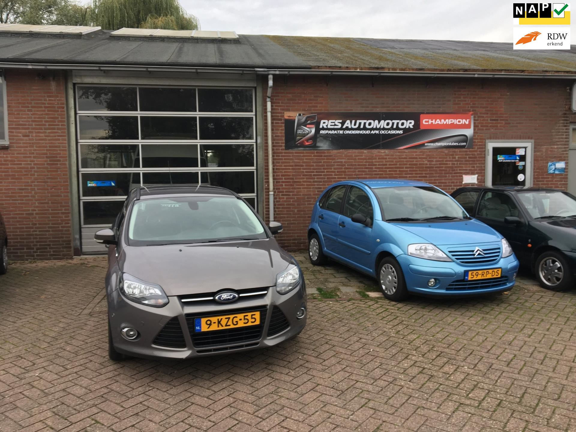 Ford Focus Wagon occasion - RESAUTOMOTOR