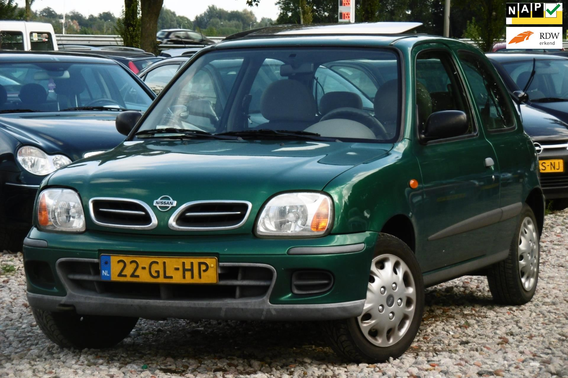 Nissan Micra occasion - Dunant Cars