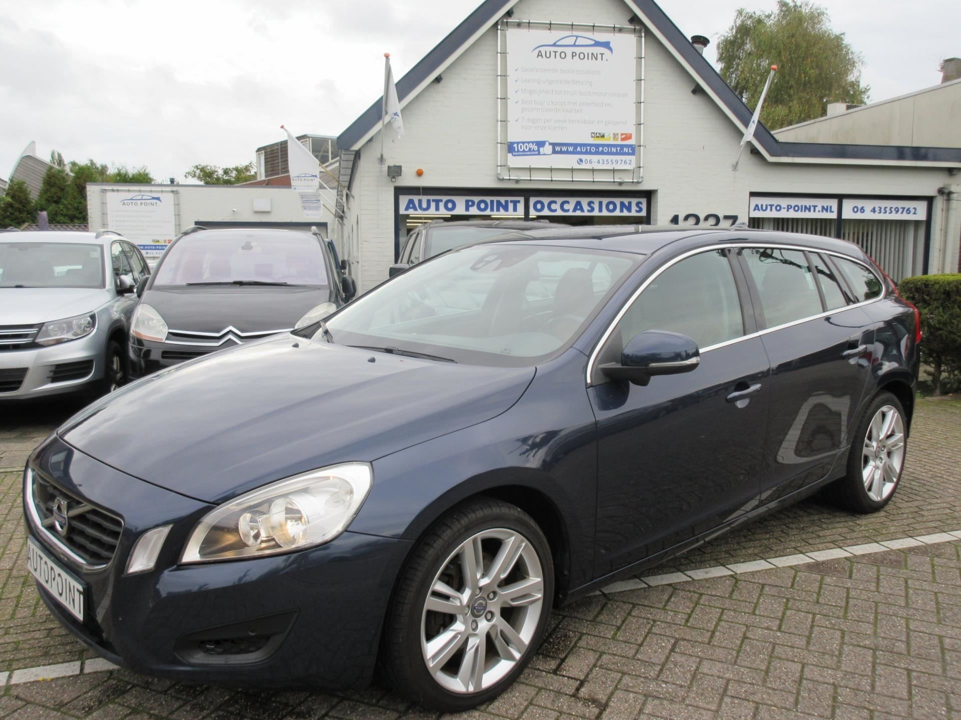 Volvo V60 occasion - Auto Point