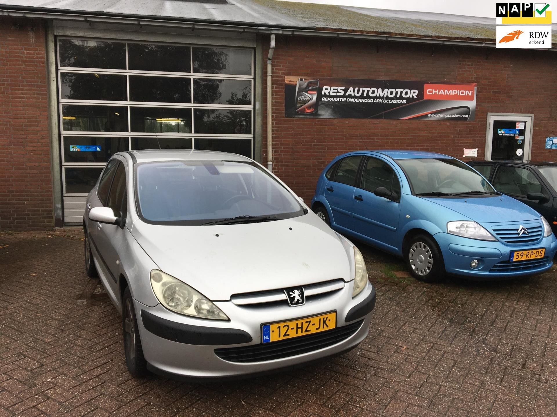 Peugeot 307 occasion - RESAUTOMOTOR