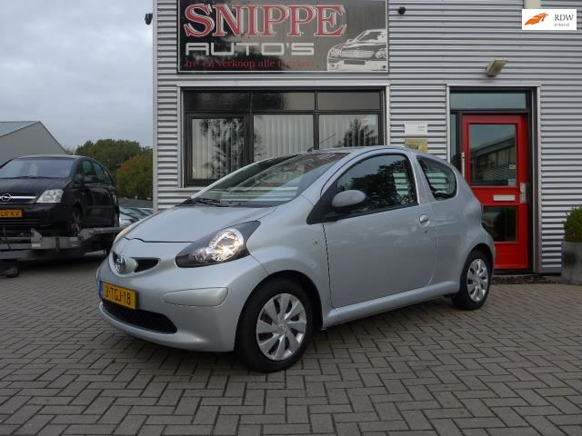 Toyota Aygo occasion - Auto Snippe