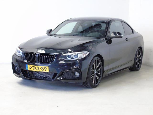 BMW 2-serie Coupé 220d High Executive M-sport Performance Carbon/Comfortacces/Leder Aut8