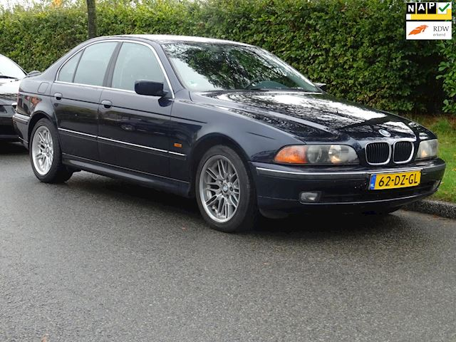 BMW 5-serie 520i Executive nette auto