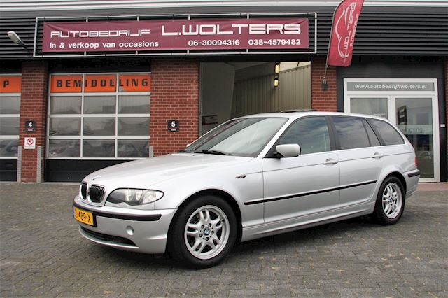 BMW 3-serie Touring occasion - autobedrijf LO WOLTERS vof.