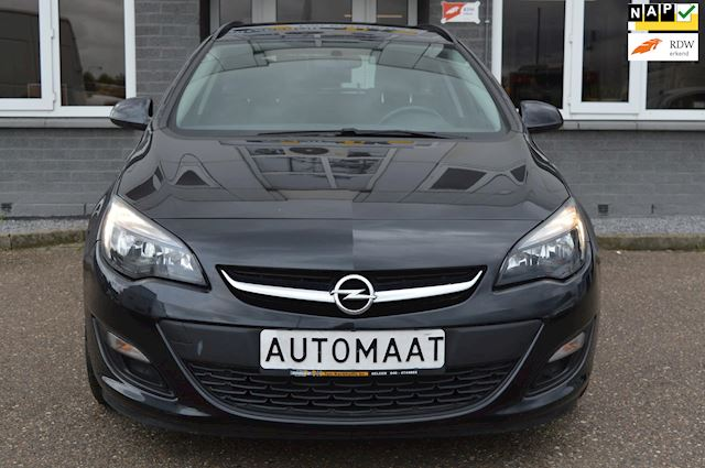 Opel Astra Sports Tourer 1.4 Turbo Edition Automaat,Garantie,Rijklaar