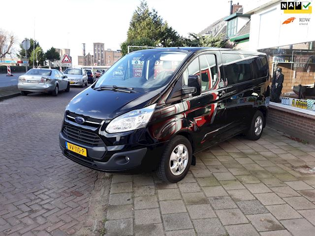 Ford Transit Custom 270 2.2 TDCI L1H1 Limited DC