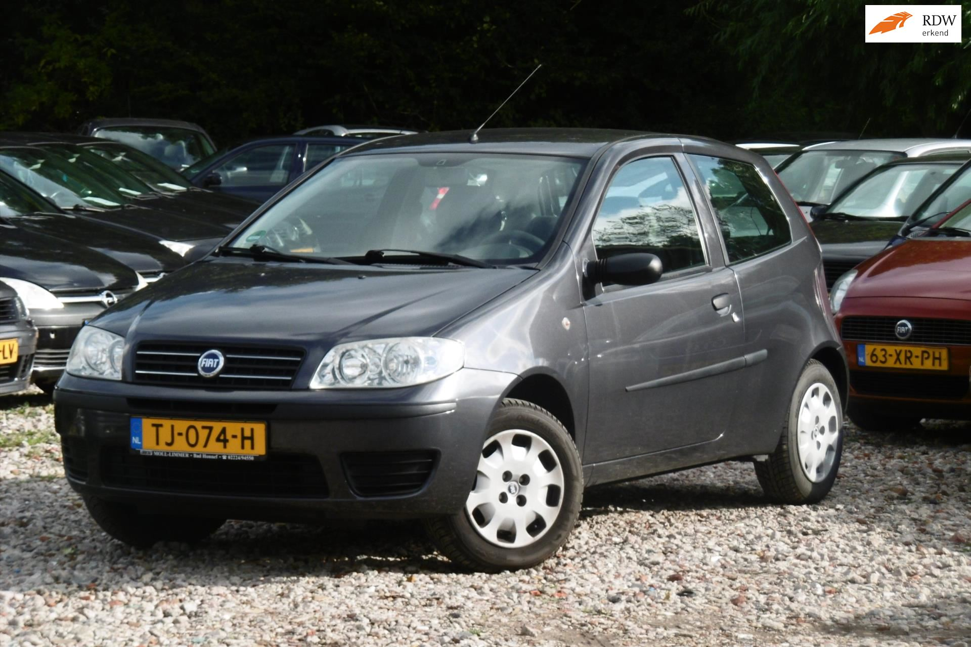Fiat Punto occasion - Dunant Cars