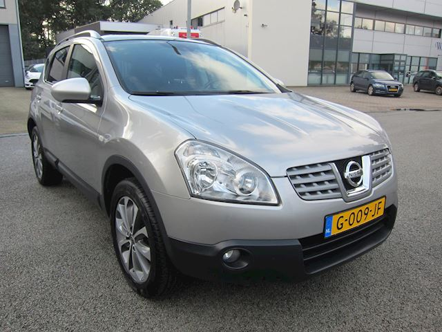 Nissan Qashqai 1.6 Connect Edition TREKHAAK NAVI CAMERA PANO DAK DEALERONDERHOUDEN!!
