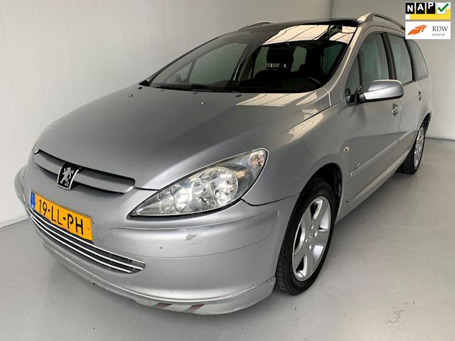 Peugeot 307 SW 2.0 16V Panorama Climate+Cruise control PDC