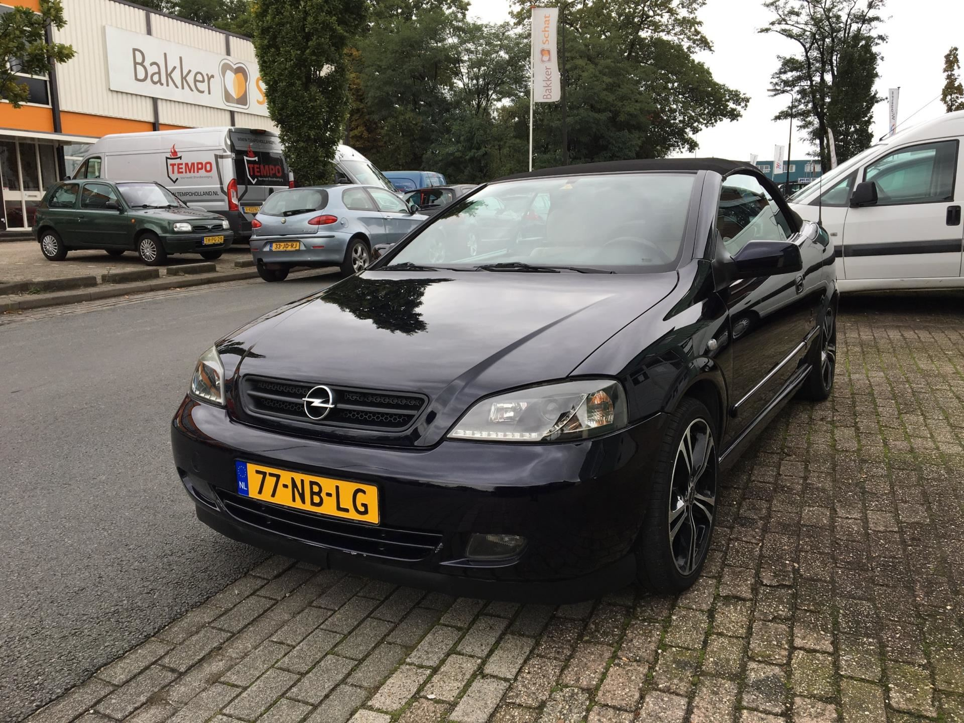 Opel Astra Cabriolet occasion - Bulut Auto's