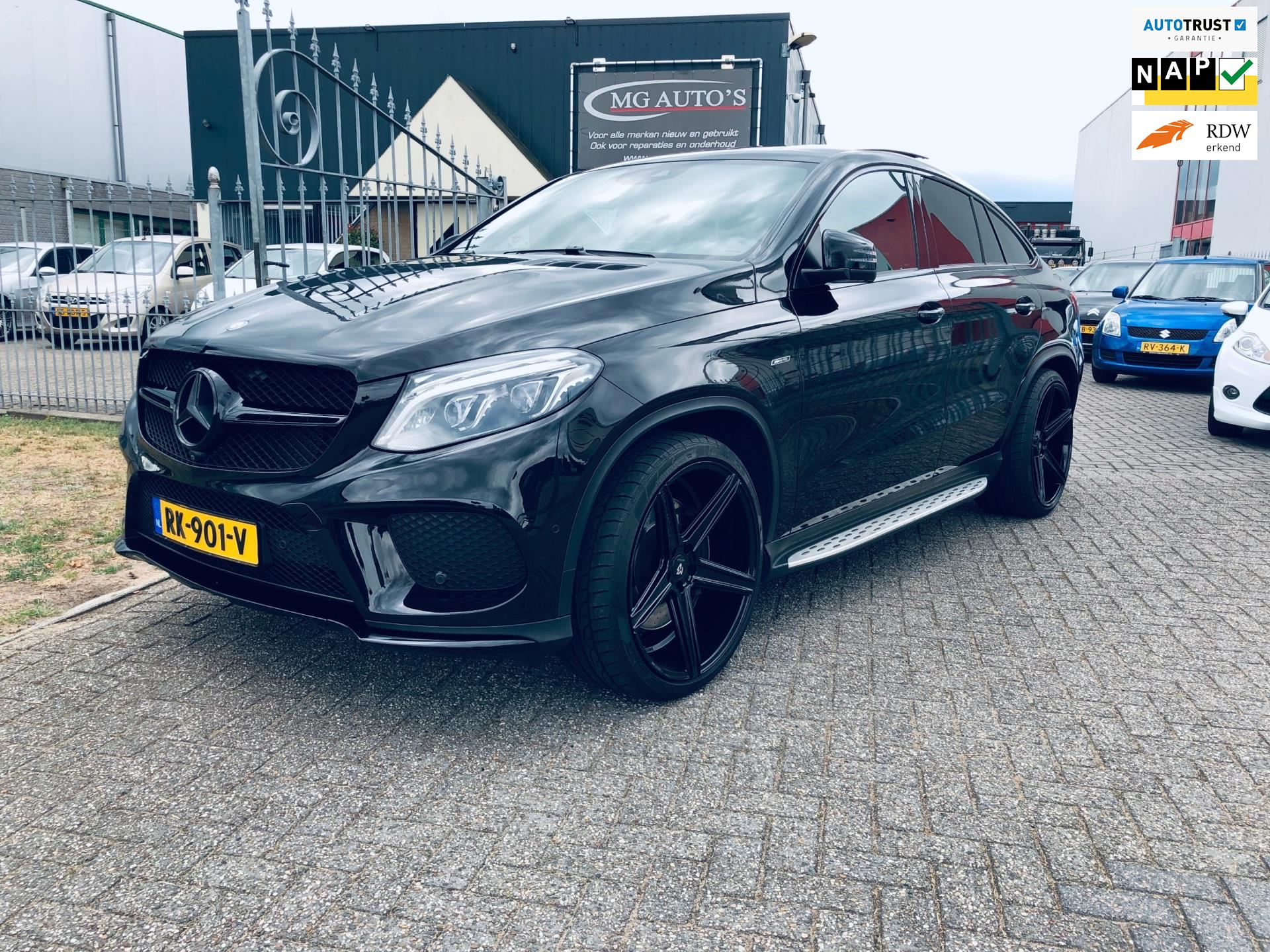 Mercedes-Benz GLE-klasse Coupé occasion - MG Auto's
