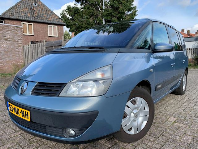 Renault Espace 2.0 expres. 6 persoons / Parkeerhulp / 180.000 km(NAP)