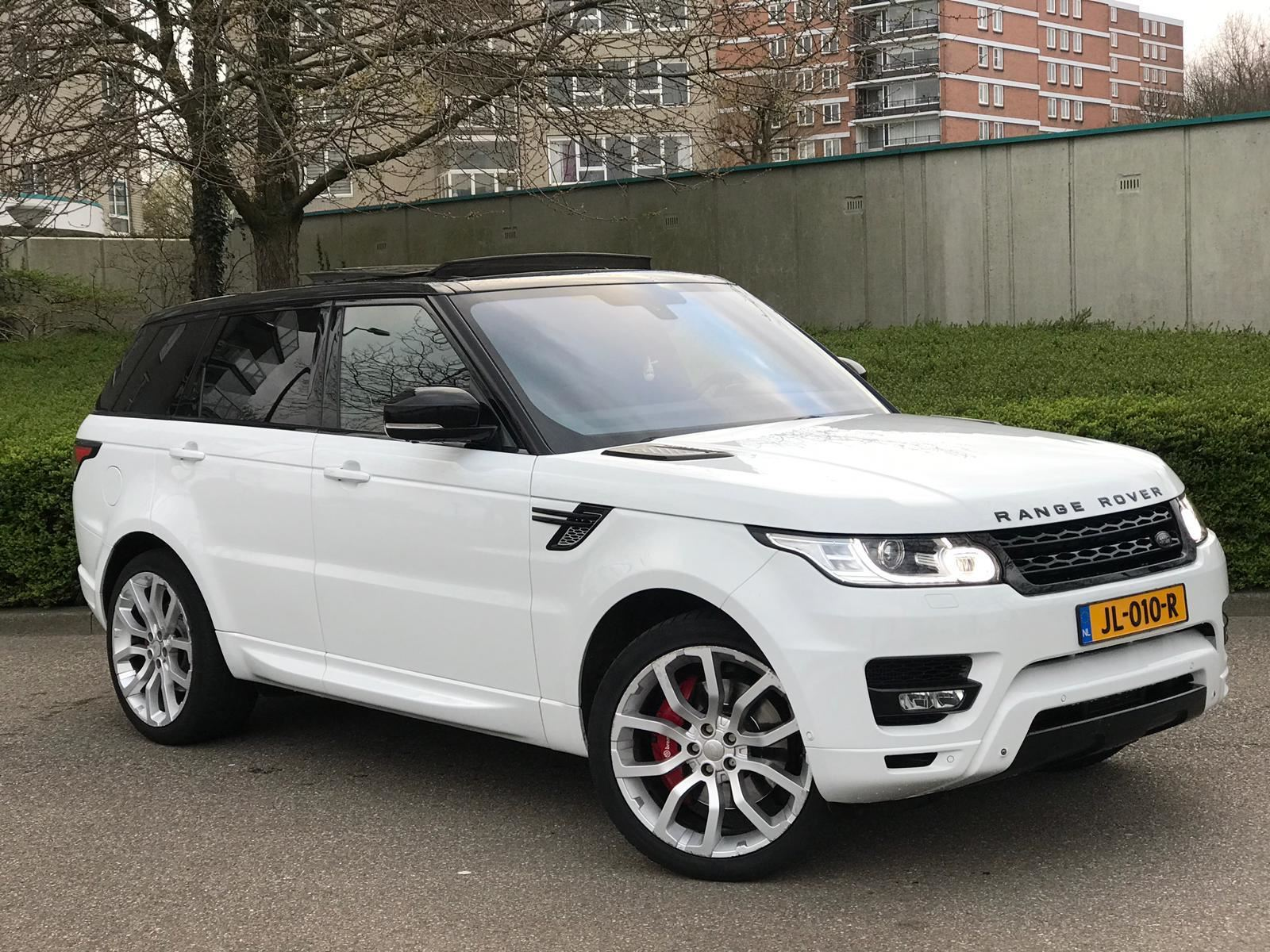 Land Rover Range Rover Sport occasion - Styl Cars