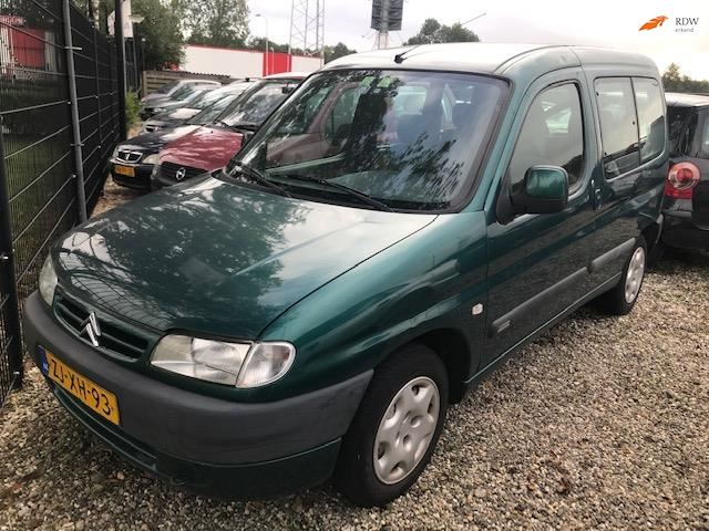 Citroen Berlingo occasion - Autohandel Barth