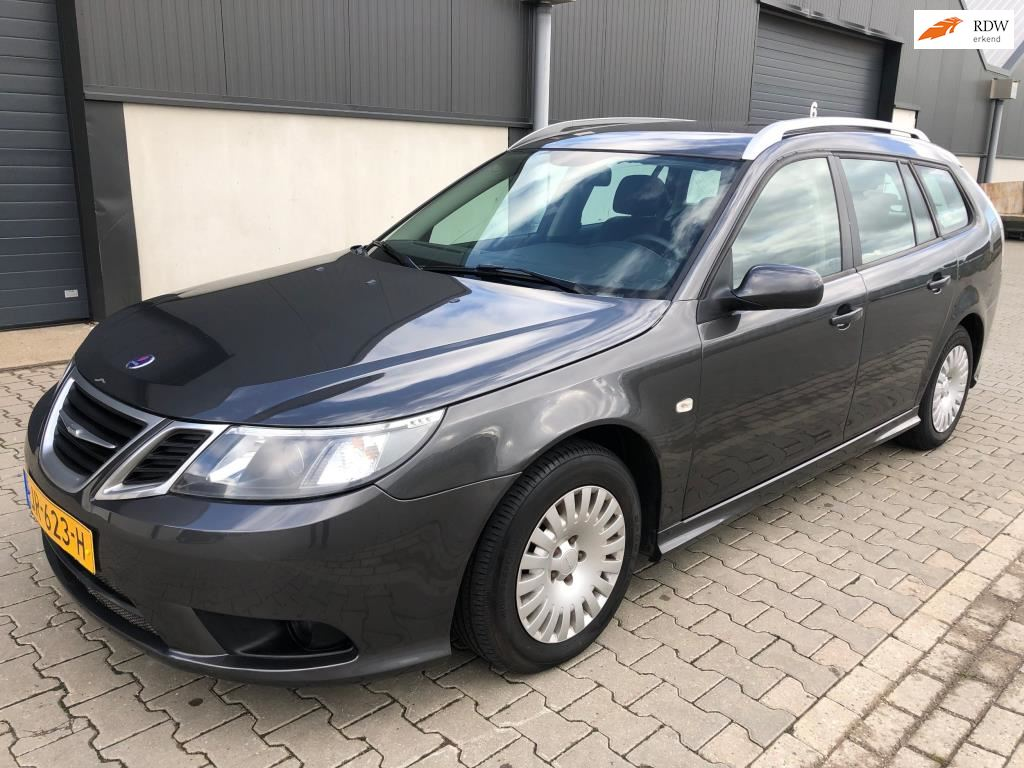 Saab 9-3 Sport Estate occasion - Sunrise Automobielen