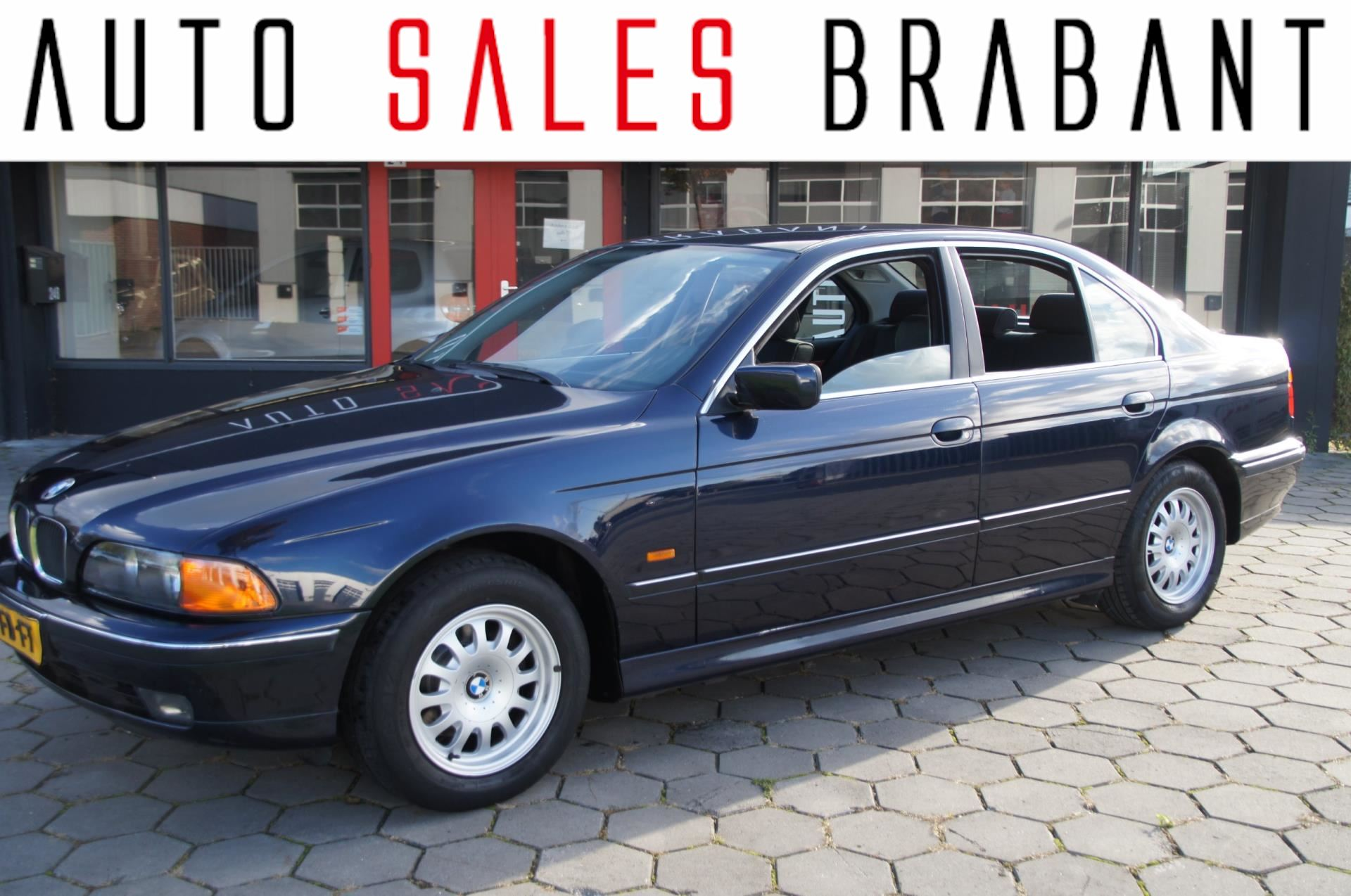 BMW 5-serie occasion - Auto Sales Brabant
