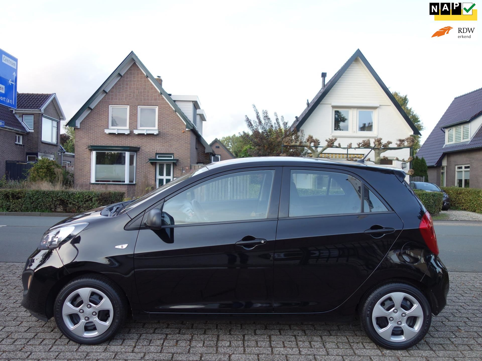 Kia Picanto occasion - De Vries Automotive Apeldoorn