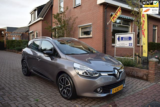 Renault Clio Estate 1.5 dCi ECO Expression NAVI/CRUISE/TREKHAAK/NETTE STAAT!