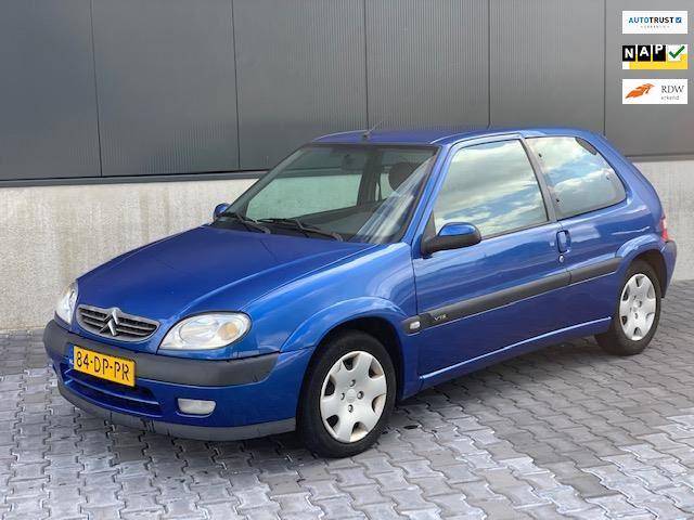 Citroen Saxo occasion - Van Den Eijnden Auto's