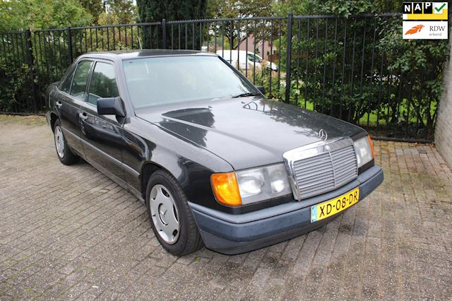 Mercedes-Benz 200-500 (W124) 200 D ORGINEEL SUPER GAVE STAAT 1 EIG 1 E LAK