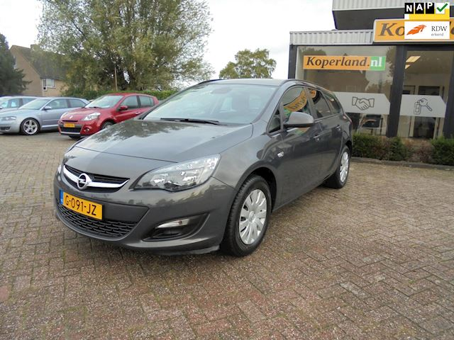 Opel Astra Sports Tourer occasion - Koperland.nl