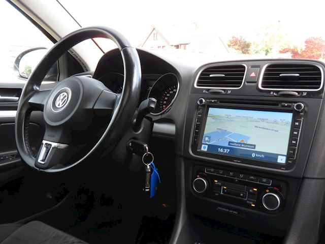 Volkswagen Golf Variant 1.6 TDI Highline BlueMotion | PANORAMADAK | TREKHAAK | NAVI | PDC | CLIMA |