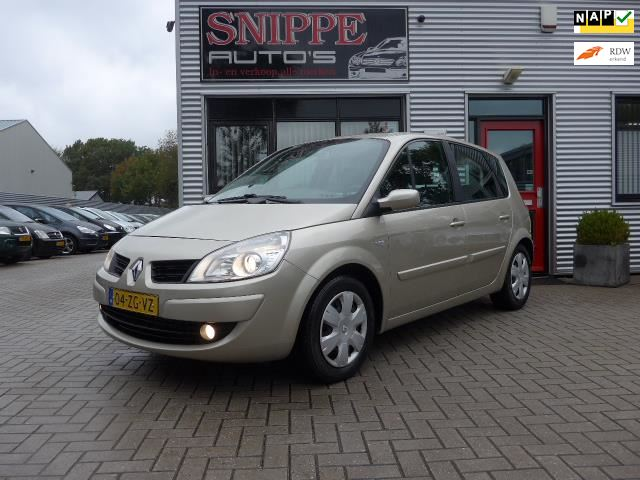 Renault Scénic occasion - Auto Snippe