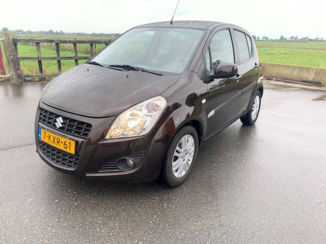 Suzuki Splash 1.2 Exclusive EASSS Airco Stoelverwarming