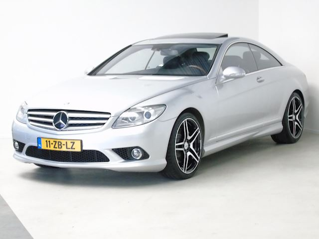 Mercedes-Benz CL-klasse 500 AMG Keyless/Distronic/Nightvision Aut7