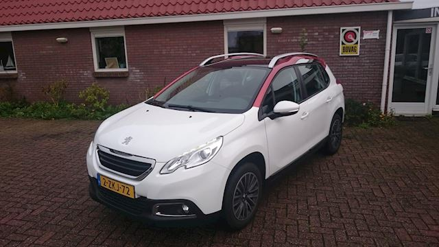 Peugeot 2008 1.2 PureTech Active Trekhaak