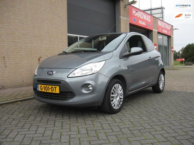 Ford Ka occasion - frans manders auto`s