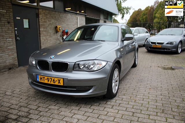 BMW 1-serie 120d Business Line Ultimate Edition INCL nieuwe apk