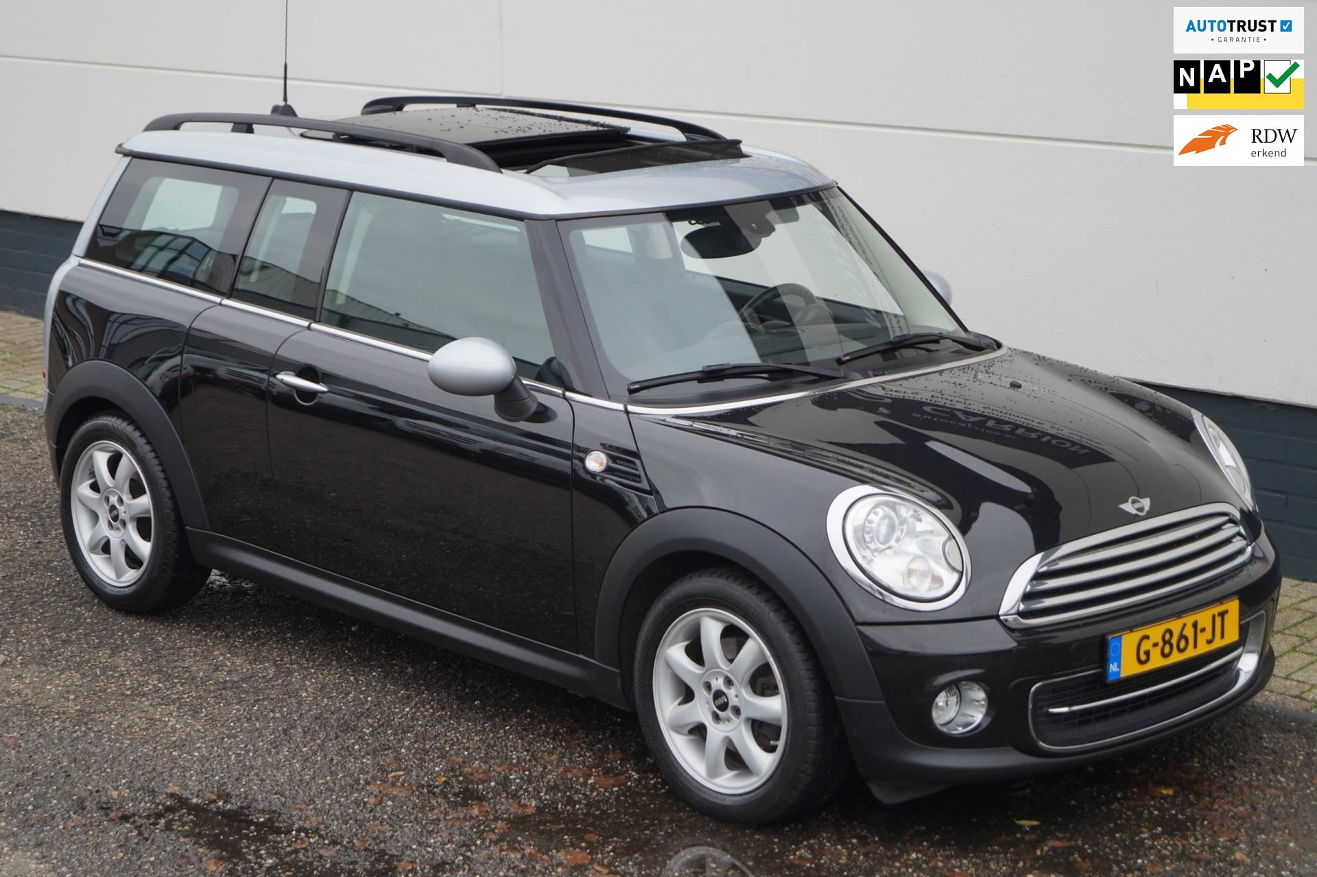 Mini Clubman occasion - CARRION
