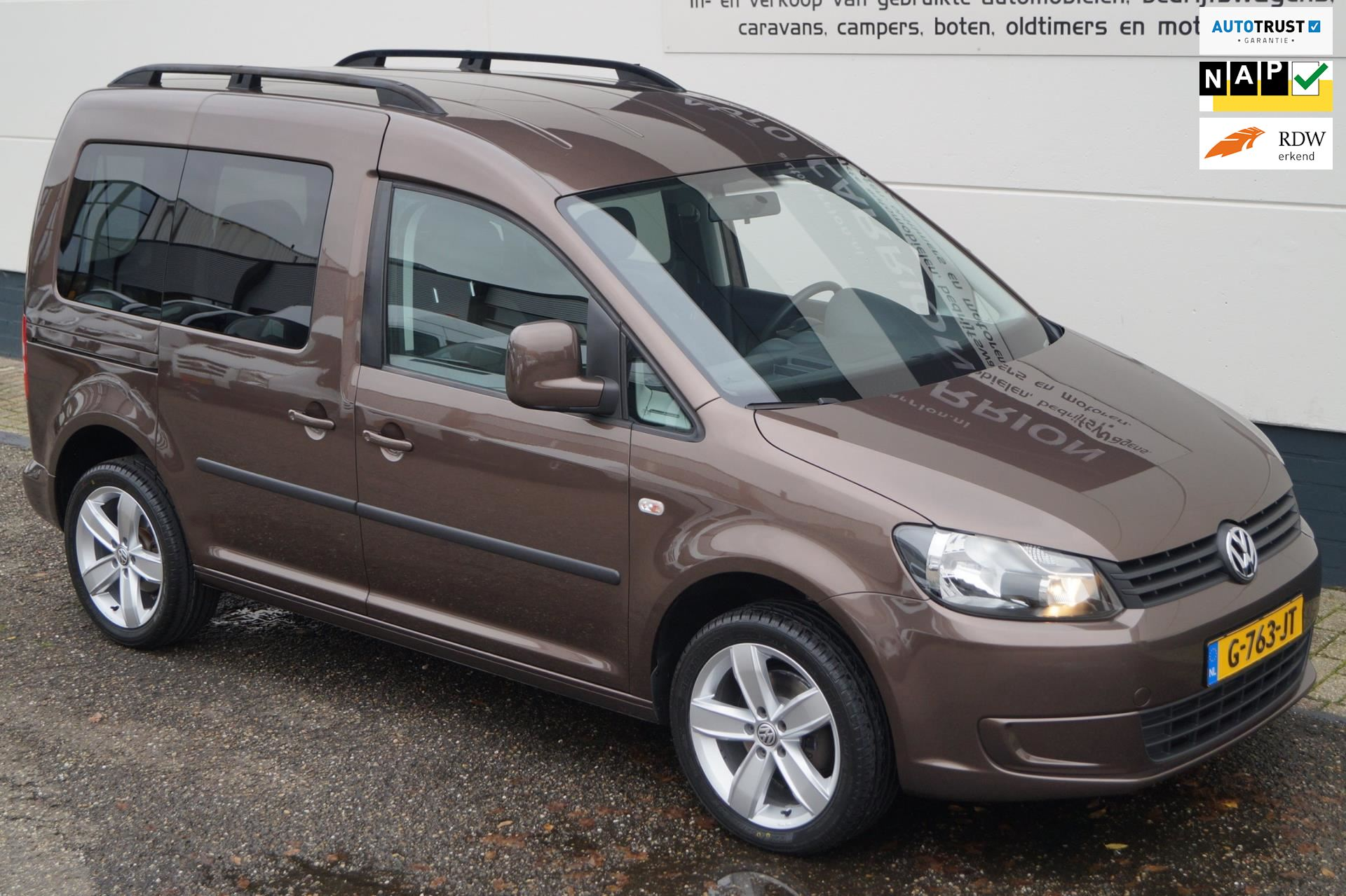 Volkswagen Caddy occasion - CARRION