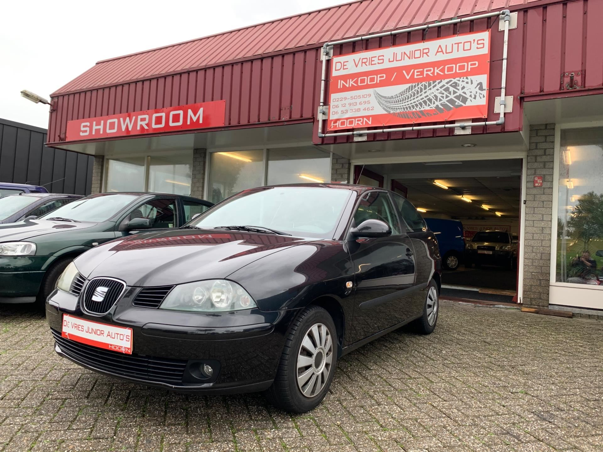 Seat Ibiza occasion - De Vries Junior Auto's
