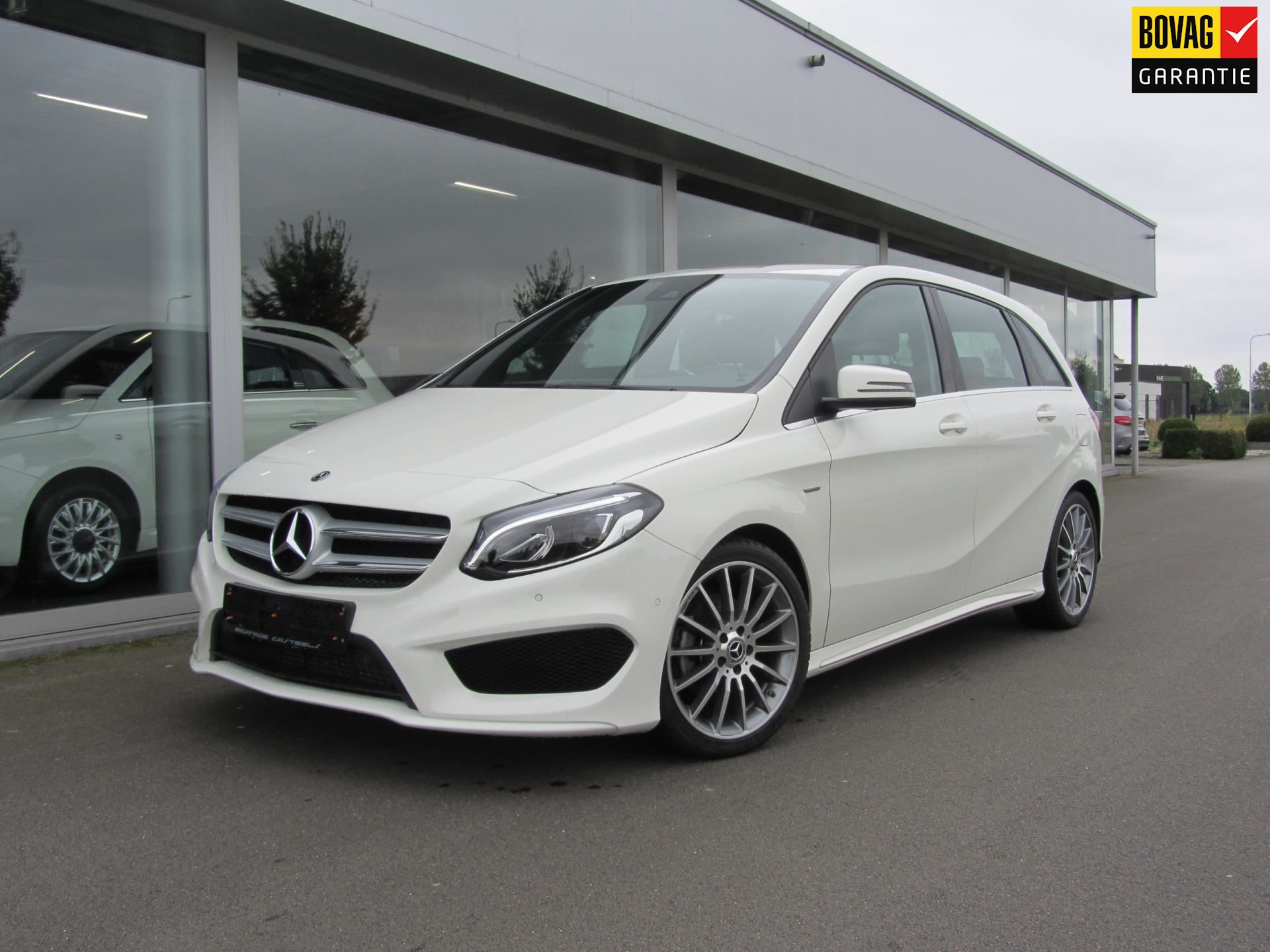 Mercedes-Benz B-klasse occasion - Garage Casteels
