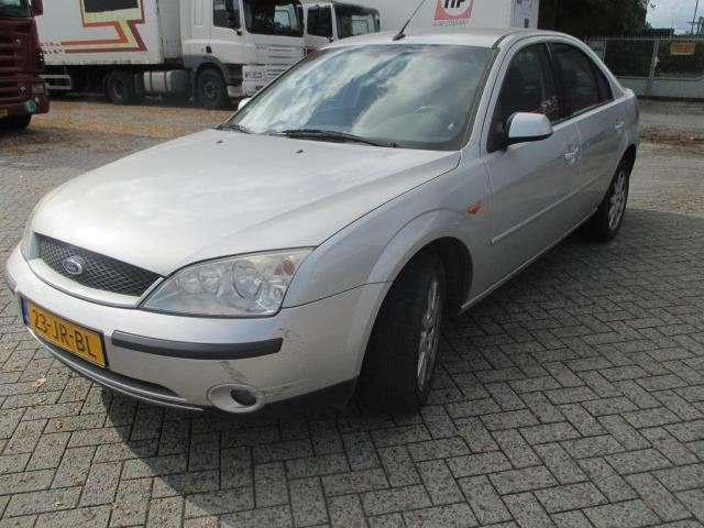 Ford Mondeo occasion - WSR Transport