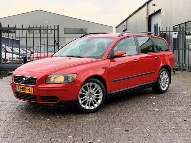 Volvo V50 2.4 Momentum Zeer mooi!